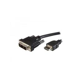 Cavo DVI 19 Pin-HDMI, M-M 2...
