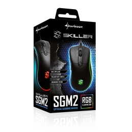 SKILLER SGM2 RGB Mouse...