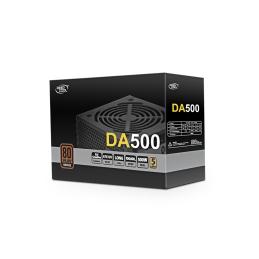 DA500,  500W 80Plus Bronze...