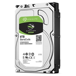 "8TB 3,5"" Barracuda Seagate"