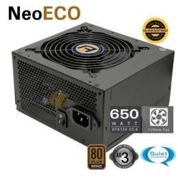 650W 80+ bronze Neo Eco...