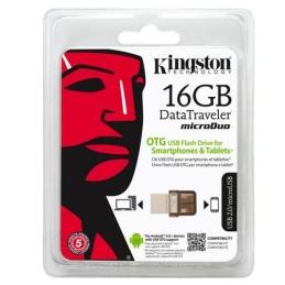 16Gb PenDrive USB/MicroUSB...