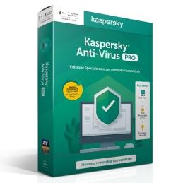 Kaspersky Antivirus Pro 3...